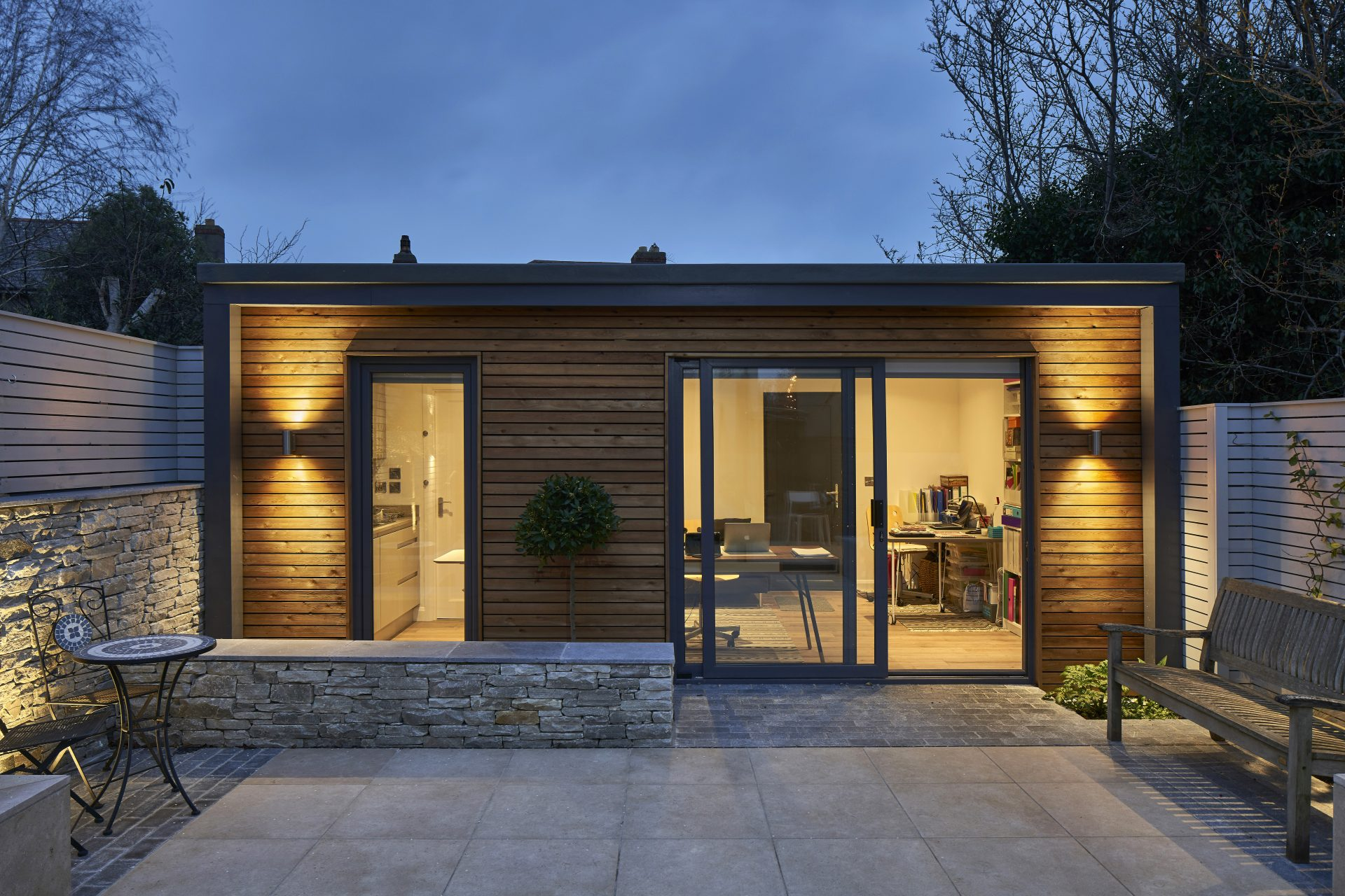 Home Office Courtyard Garden (Glenageary) AMP04109