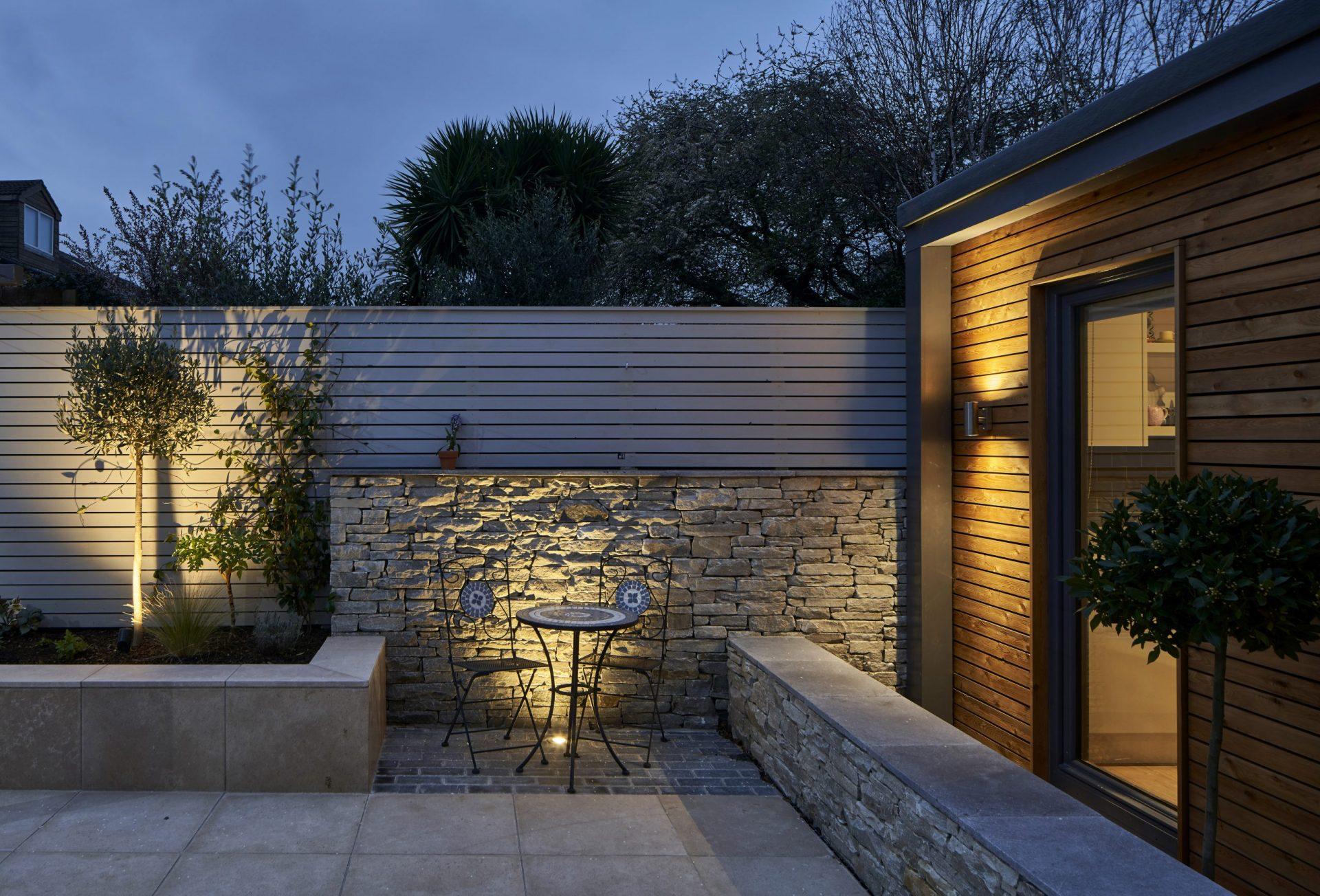 Home Office Courtyard Garden (Glenageary)